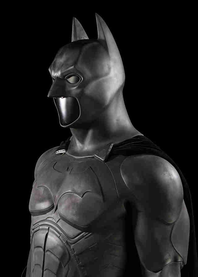 Batman Costume Auction