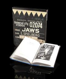 Jaws Clapboard Auction