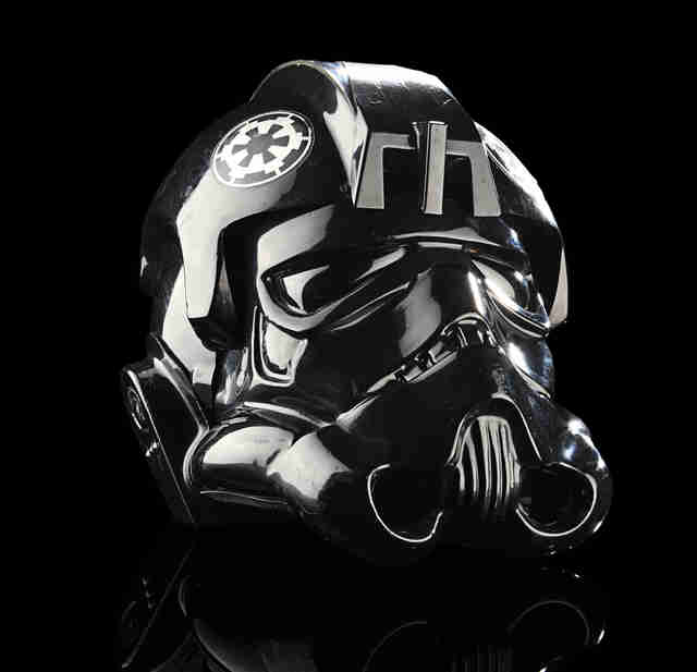 TIE Fight helmet auction