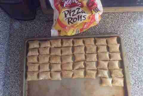 Totino's pizza rolls 40-count