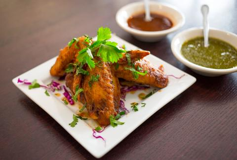 tamarind wings tandoor char house