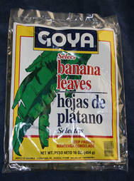 Goya Banana Leaves