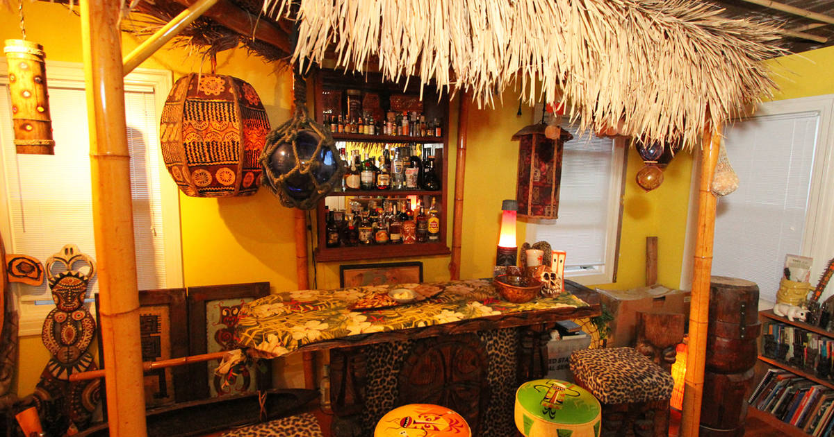 Tiki Decorations For Your Diy Home, Tiki Patio Decor