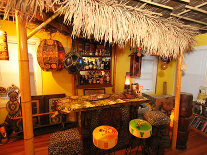 Home Tiki Bar
