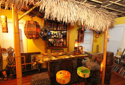 Fabulous Tiki Decorations For Your Diy Home Tiki Bar Thrillist Download Free Architecture Designs Osuribritishbridgeorg