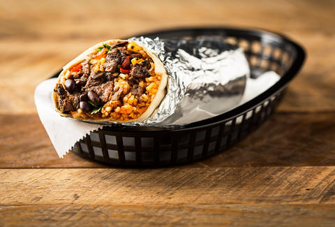 steak burrito
