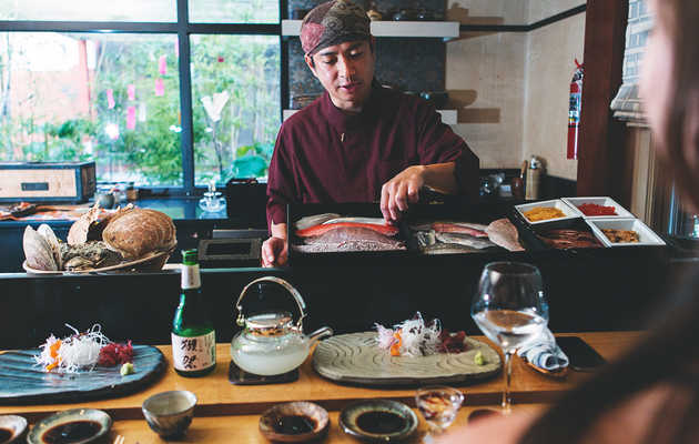 More Than a Tasting Menu: Sushi Taro Brings the Experience of True Japanese Omakase to DC
