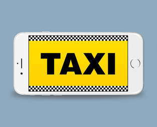 taxi hold'em app in iphone 6