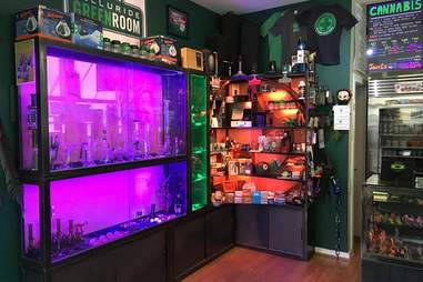 Marijuana dispensary Telluride