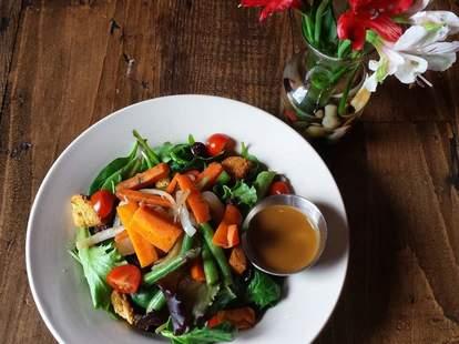 Randita's organic vegan cafe Pittsburgh