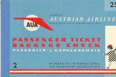 Paper ticket