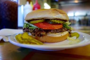 Sid's Diner Onion Burger El Reno, Oklahoma