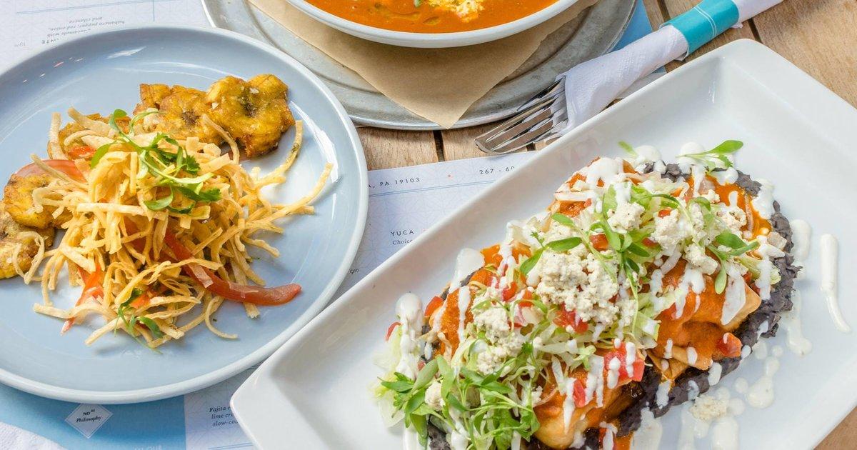 Best Vegetarian Vegan Restaurants In Philadelphia Thrillist