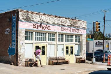 Spiral Diner