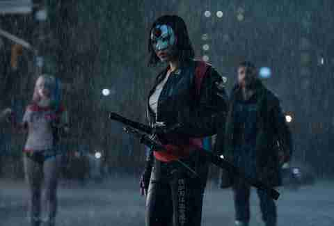 katana suicide squad best moments