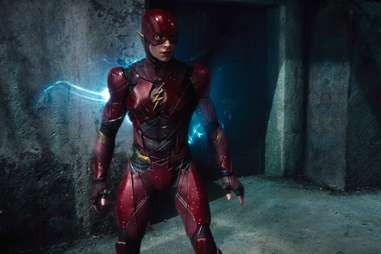 the flash suicide squad cameo