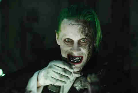 the joker deleted scene suicide squad