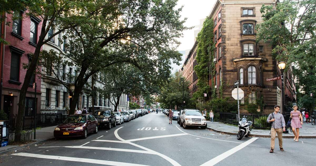 Most beautiful streets in new york city thrillist