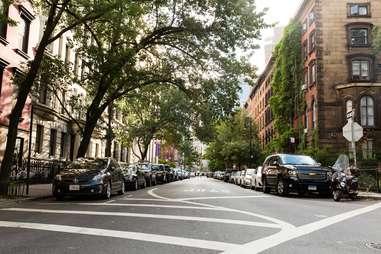 Stuyvesant Street NYC