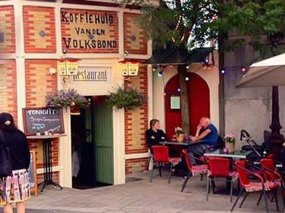 Koffiehuis van den Volksbond Amsterdam