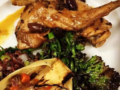 black market roasted chicken