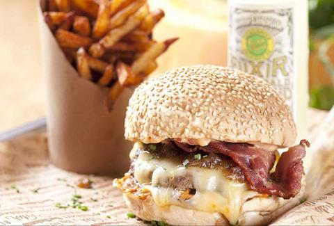Big Fernand Paris burger