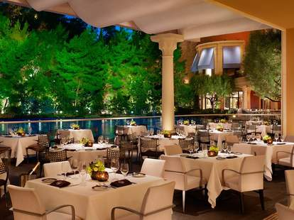 SW Steakhouse at the Wynn Las Vegas