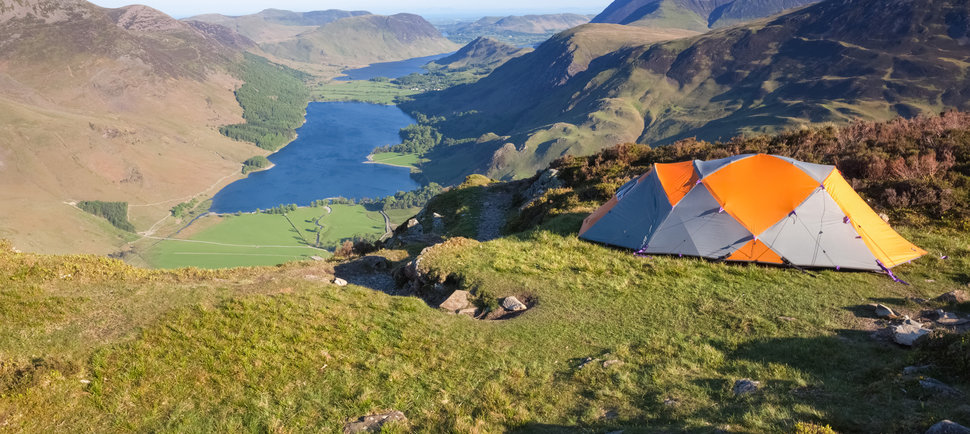 The Best Camping Escapes From London
