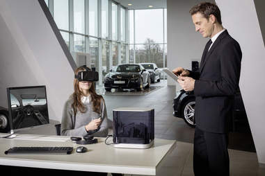 Dealers will ruin your VR Experience