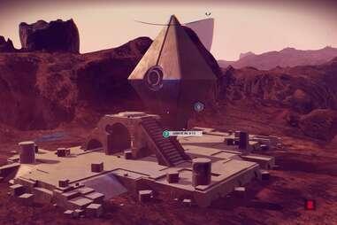 no man's sky alien diamond screenshot
