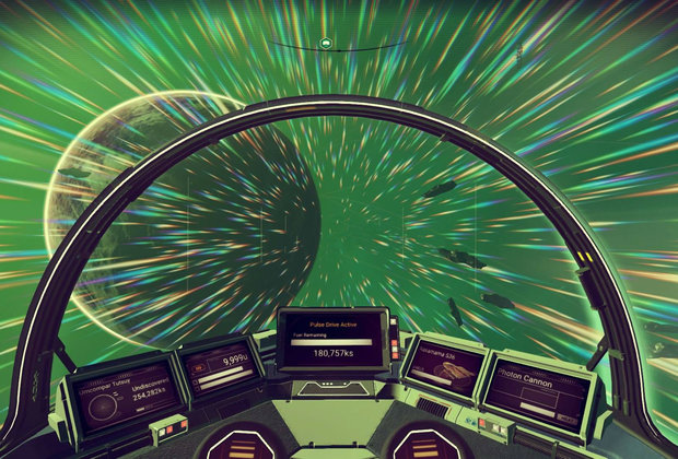 Why Everyone's Obsessed with 'No Man's Sky,' the Most Hyped Game of All Time