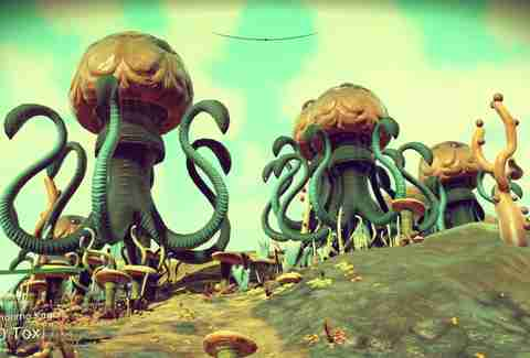 no man's sky tentacle trees
