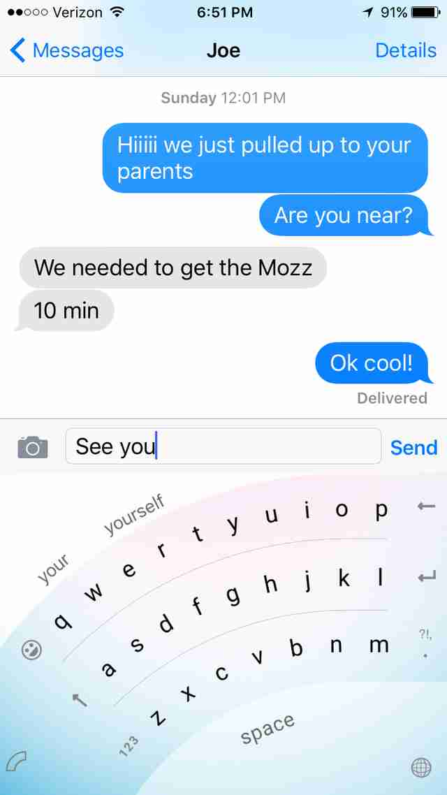 wordflow iOS keyboard app