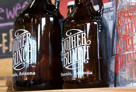 mother bunch growlers