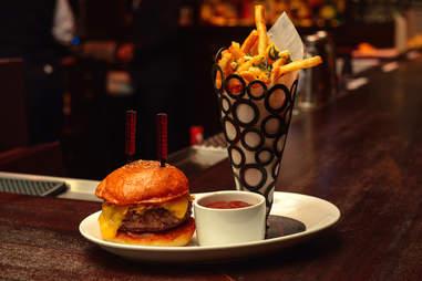 Old Homestead Burger