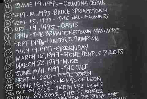 Weird Facts About the Viper Room in Los Angeles (PHOTOS) - Thrillist