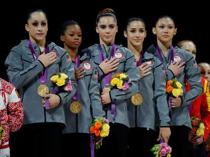 Olympic Medalist Flowers Rio 2016