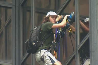 Trump Tower Climber