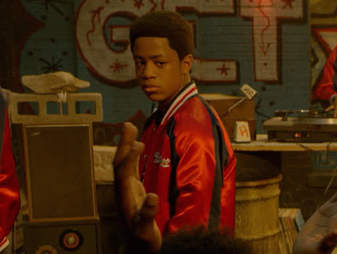 Tremaine Brown, Jr. in The Get Down