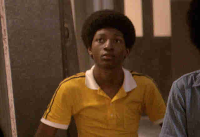 Skylan Brooks in The Get Down