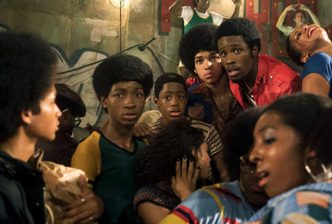 The Get Down actors