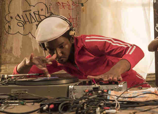 Mamoudou Athie in The Get Down