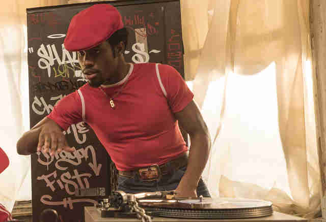 Shameik Moore in The Get Down