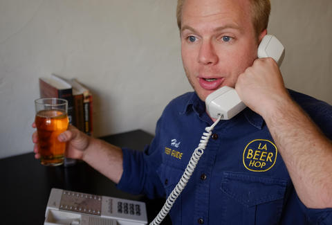 hal mooney, craft beer hotline operator