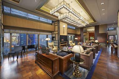 Presidential Suite, Mandarin Oriental