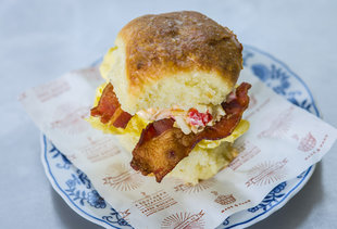 Charleston's Biscuit Bucket List