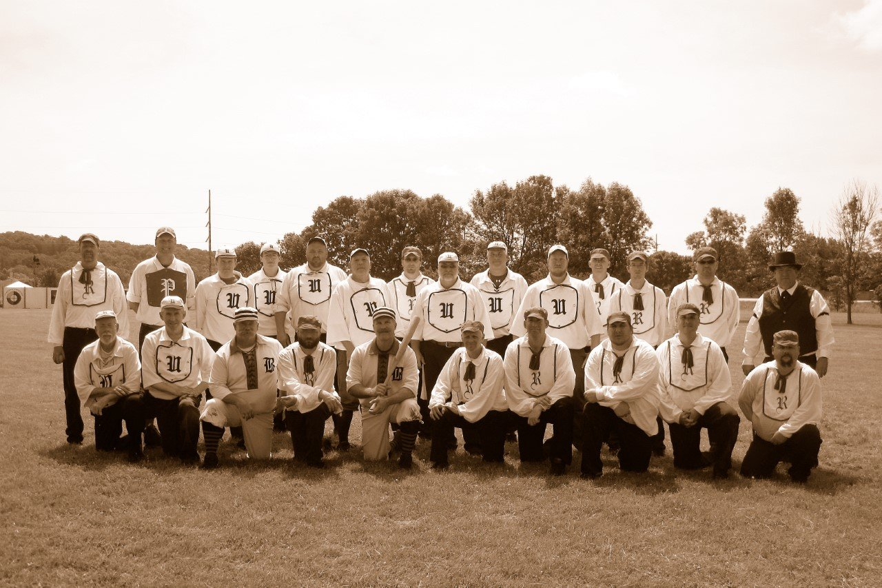 Up to Bat With MSP\'s Historic \'Base Ball\' League