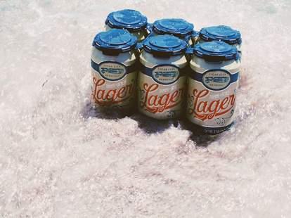 Fun craft beers at Cigar City Brewing in Tampa, FL