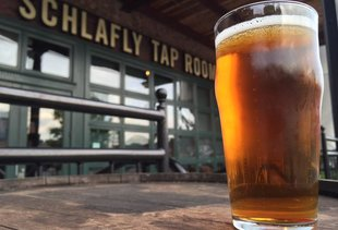 The Schlafly Tap Room