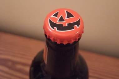 pumpkin beercap